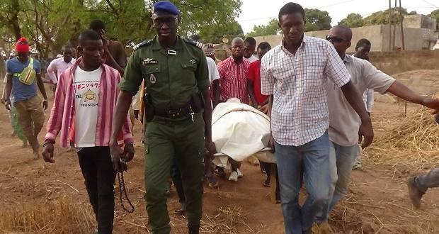 KEDOUGOU - L'incroyable geste d'humanité du chef de la gendarmerie