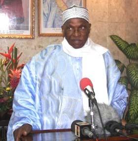 Le président Wade demande le renforcement de la sécurité à la frontière avec la Guinée Bissau