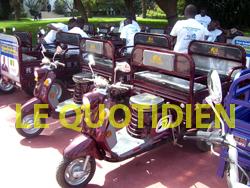 TGP DE ME WADE: Après les motos-taxis : Serigne Mboup veut créer 66 000 nouveaux emplois