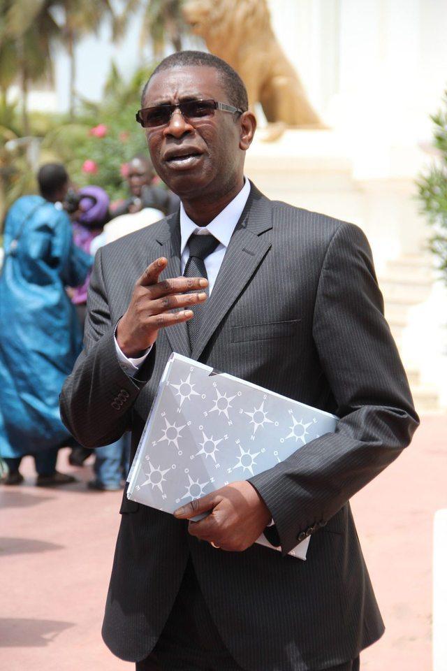 Youssou Ndour reprend le Ministère de la Culture et du Tourisme