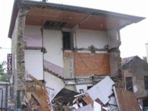EFFONDREMENT D'UN BATIMENT à Foundiougne: 4 personnes tuées