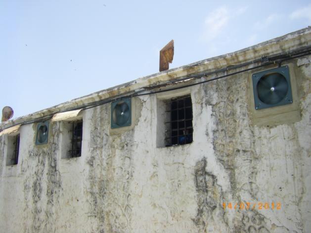 EXCLUSIF - Xibar vous fait visiter l'interieure de la prison de reubeuss (Photos)