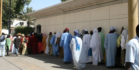 TABASKI '08: Wade arrose les imams