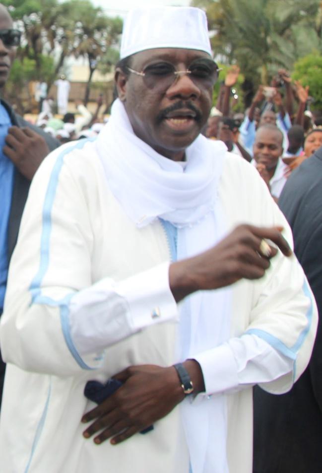 Moustapha Sy se banalise, roulé dans la farine du « boulanger » de Dakar