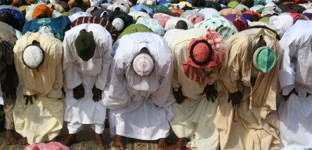 LES IBADOUS et quelques religieux ont fêté la Tabaski aujourd'hui
