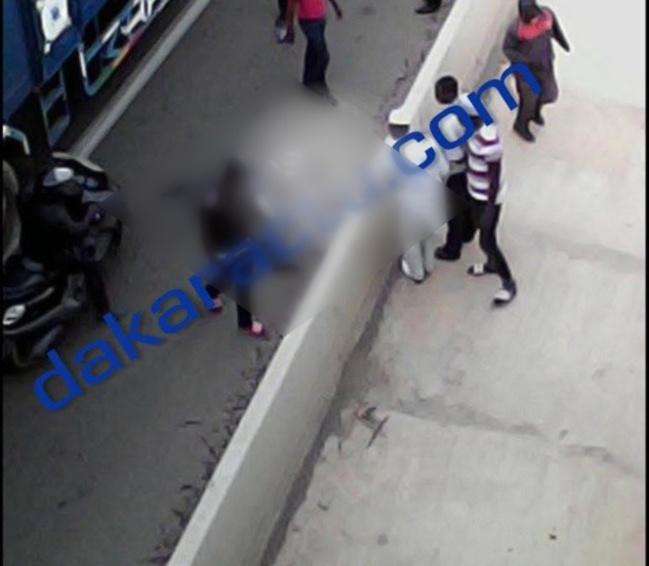 Suicide à Diamaguène : Un jeune homme saute du haut du pont et meurt sur le coup
