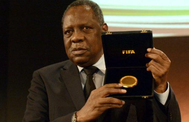CAF: Très déçu Hayatou s'en prend verbalement à la Sénégalaise Fatama Samoura