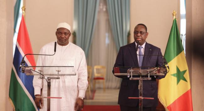 Adama Barrow réclame plus de soldats sénégalais, avertit les rebelles du Mfdc, confirme la traque et roule vers un «wax waxeet» sur son mandat