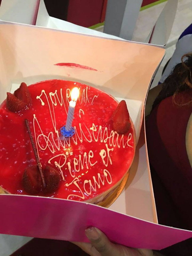 PHOTOS - Revivez en Image :L'anniversaire des Jumeaux Pi n Ji dans les locaux de King Fm