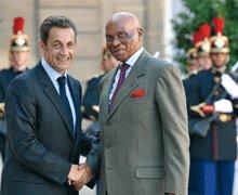 SARKOZY SOMME WADE D'arreter LE HARCELEMENT DES entreprises FRANCAISES: Les dessous du prêt de 82 milliards octroyé au Sénégal