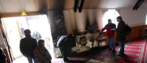 L'incendie criminel d'une mosquée près de Lyon provoque l'indignation