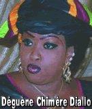 FLASH SUR... Déguène Chimère Diallo