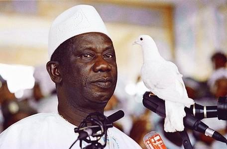Guinée: Le président Lansana Conté est mort