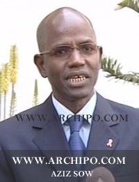 Abdou Aziz Sow nie toute bavure des forces de l'ordre et  déclare : « Nous avons identifié les meneurs »..