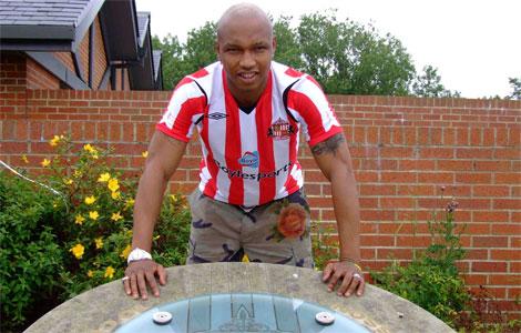 FOOTBALL-TRANSFERT: El Hadji Diouf souhaite rejoindre Sam Allardyce à Blackburn