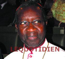 Noel - Homélie du Cardinal Théodore Adrien Sarr à l'Etat