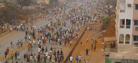 [ VIDEO ] COUP DETAT: Guinée quand Lansana Conté prenait le pouvoir...
