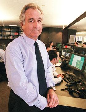 L'escroc présumé Madoff se voit infliger une leçon par ... des voleurs