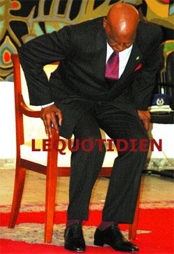 IBRAHIMA GUEYE THIANDOUM AUTEUR DU LIVRE : « SI WADE AVAIT RAISON » « Le président doit limoger tous ses conseillers et ministres conseillers »