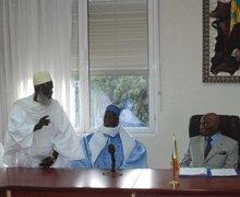 APRES L'AUDIENCE AVEC Me WADE: La délégation de Kédougou réserve la teneur des discussions aux populations
