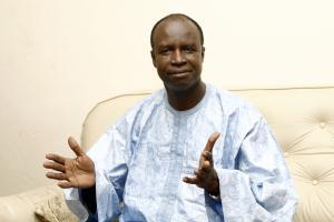 MEETING DU PDS À KAOLACK: Le Ministre Kalidou Diallo chassé par des jets de pierre