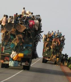 ECHANGES TERRESTRES ENTRE LE SENEGAL ET LE MALI: Des transporteurs maliens bloquent la frontière entre les deux pays