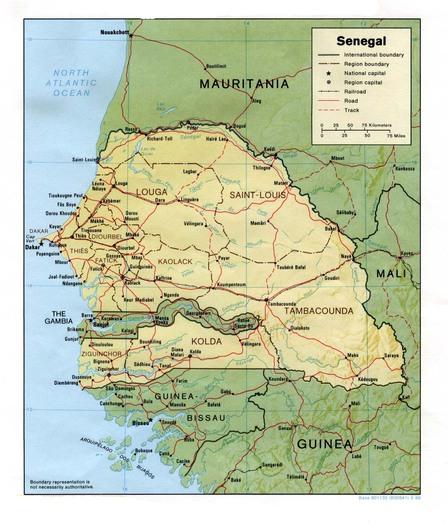 FRONT POUR L'ÉMERGENCE ET LA PROSPÉRITÉ: Le Sénégal enregistre son 147è parti politique
