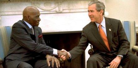 Soutien au coup d'état en Guinée : Bush demande des comptes a Wade