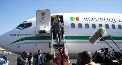 SOUTIEN LOGISTIQUE: Me Wade met à la disposition des putschistes Guinéens la pointe de sangomar