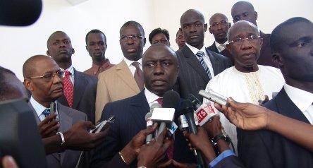 DISPUTE AU PALAIS: Idy a Babacar Gaye «Yow yaa Xamadi»
