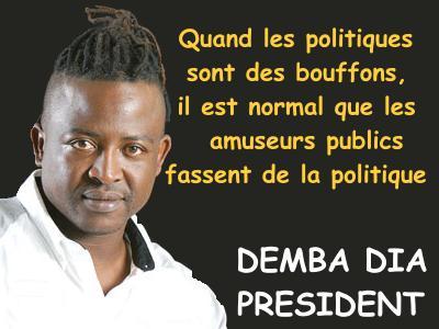 ELECTIONS LOCALES: Demba Dia a déposé sa liste