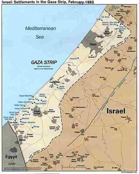 APRES LE RETRAIT ISRAELIEN: Le Hamas reprend Gaza
