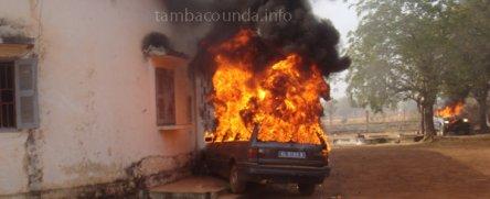 NOUVELLE CONDAMNATION APRES LES EMEUTES DE KEDOUGOU: Le Président du RP condamné à une lourde peine de 10 ans de prison hier