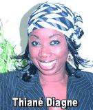 FLASH SUR... Thiané Diagne « Jour J »