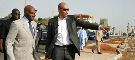 [ AUDIO ] INTERVIEW du PRESIDENT WADE SUR RFI:  ''Karim wade est devenu un Phénomène public...''
