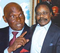 L'ambassadeur Ndiouga Ndiaye DEMENT : ''Nos compatriotes n'ont actuellement aucun problème au Gabon''