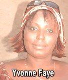 FLASH SUR... Yvonne Faye