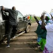 SE DISANT OUBLIES DE L'ALTERNANCE: Les calots bleus observent la grève de la faim