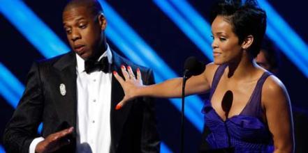 """Ainsi Jay Z prend fait et cause pour Rihana : """"Chris Brown est un homme mort"""""""