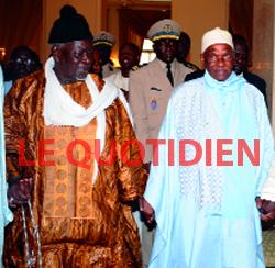Entretien téléphonique du président Wade avec le khalife général