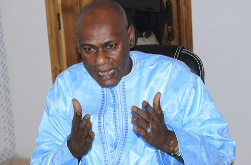 Vol, Youssou Touré fait envoyer son fils de 17 ans au commissariat