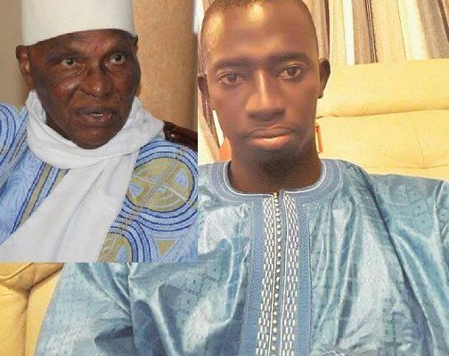 Législatives : Wade désigne le fils du Khalife des mourides tête de liste