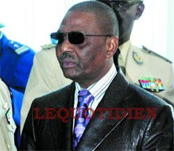 CHANTAGE CONTRE LE CHEF DE cabinet de Wade: Papa Samba Mboup mis en insécurite par sa sécurite