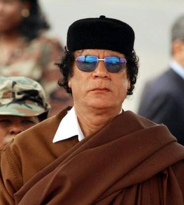 VISITE DU GUIDE LIBYEN AU SENEGAL: Kadhafi chez Serigne Bara