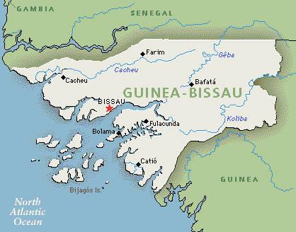 GUINEE BISSAU: Des Révolutionnaires aux Narcos