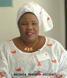 LOUGA: Aminata Mbengue Ndiaye plaide pour la commémoration de la journée des femmes de Nder