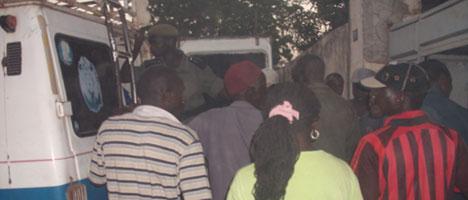 TAMBACOUNDA: Les Jeunes de Kédougou enfin libres