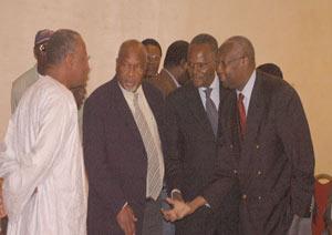 LOCALES 2009: Benno Siggil Senegal appelle les étrangers à ne pas se mêler des élections nationales