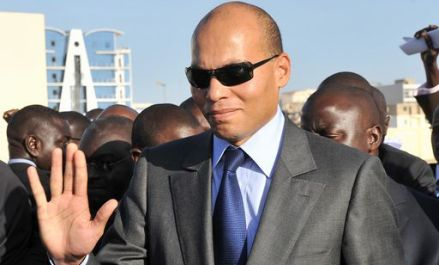 [ AUDIO ] ENTRETIEN EXCLUSIF Karim wade face a Mamdou Ibra kane