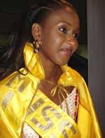 Fatima Diallo Tima entre en fonction en avril : La Miss Cedeao pour la paix décline sa vision